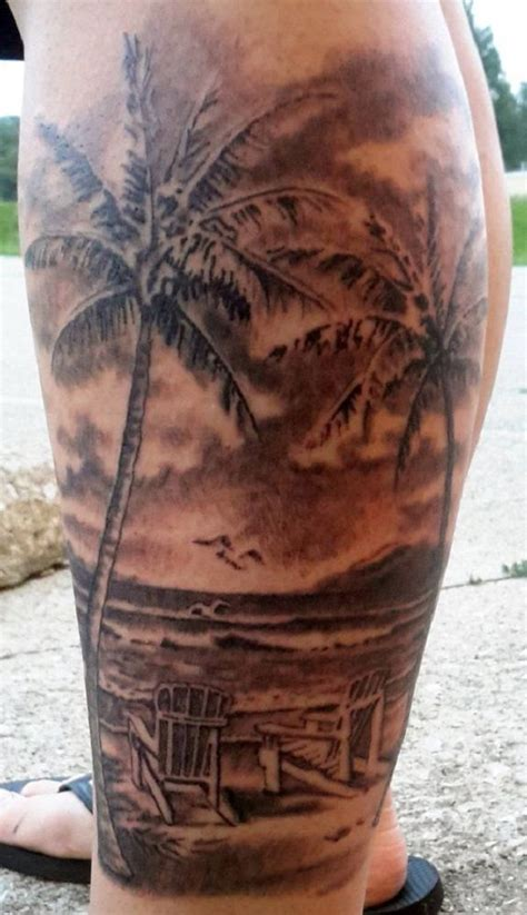 beach scene tattoo designs sweet and spicy bacon wrapped chicken tenders 1