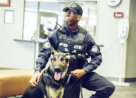 ucfpd   buster retires due  medical reasons university  central florida news ucf today