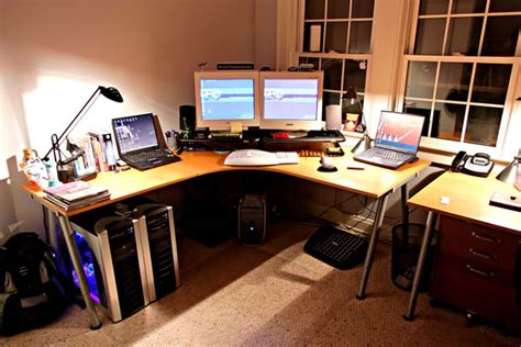 office set ups top 96 kick ass home office setups
