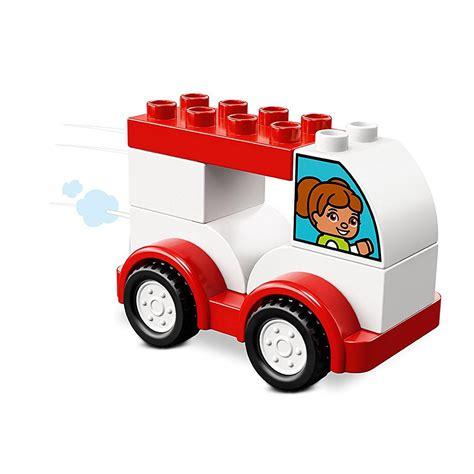 Auto Lego Spiele by Lego 10860 Duplo Mein Erstes Rennauto