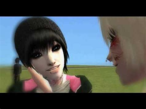 sims 2 male emo hair sims 2 face down youtube