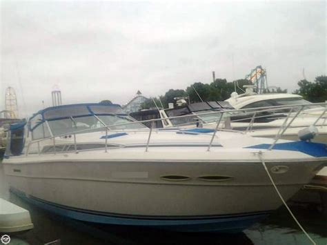 1987 used sea 390 express cruiser boat for sale