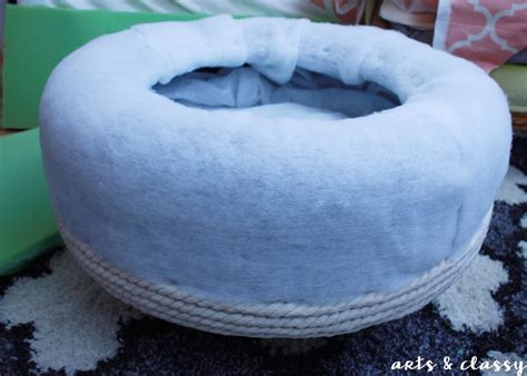 hometalk diy chic storage ottoman project tutorial tire upcycle