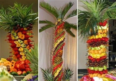 fruit of a palm tree fruit palm tree centrepiece food trees