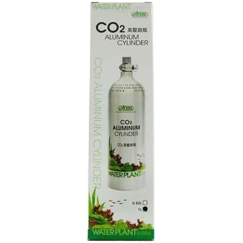 Tabung Co2 Ista 1 Liter Ista Aluminum Co2 Cylinder 1 0l Discus Madness
