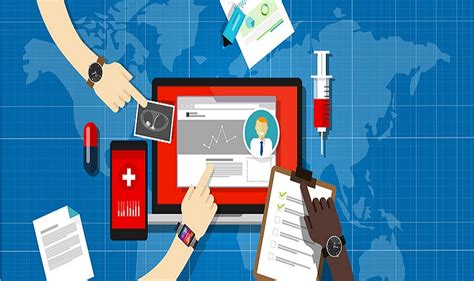 Health Records Electronic Health Records Revolutionized Healthcare Record Nations