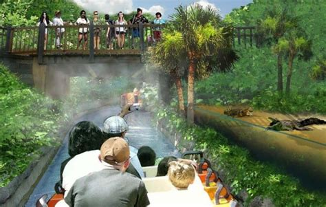 theme park zoo zoo miami is getting an amusement park style ride miami