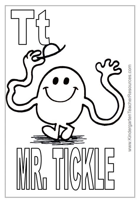 mr coloring pages