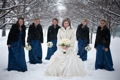 Have you considered having a winter wedding?   Wedding