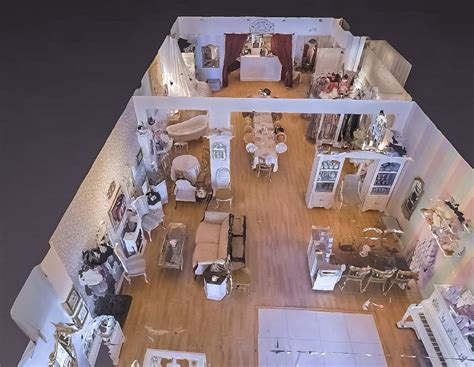 3d dollhouse matterport 3d dollhouse view of a sized doll house