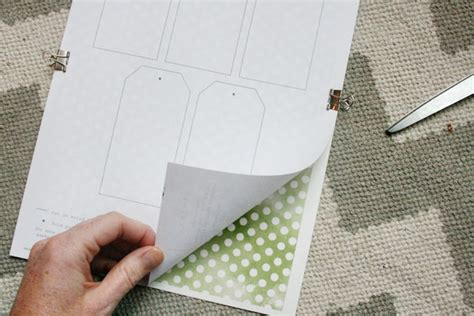 diy favor tags templates diy gift tags free template and printable paper