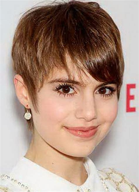 Galerry peinados pelo corto mujer 2014