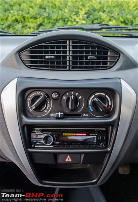 Metal Upholstery Buttons Maruti Alto 800 Official Review Team Bhp