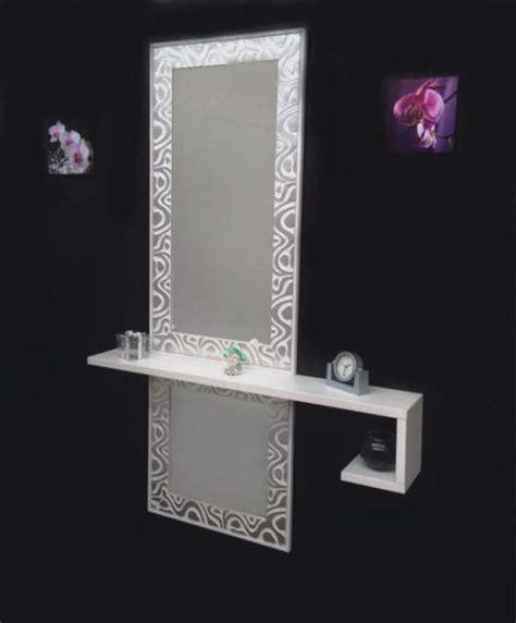 specchio moderno per ingresso mobile design entrata ingresso con specchio a cuneo
