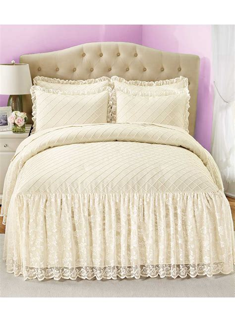 lace bedding vintage lace bedding separates carolwrightgifts com