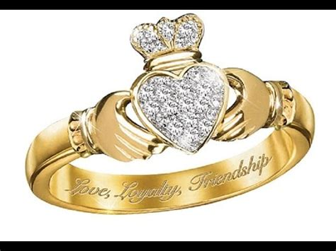 claddagh ring meaning youtube