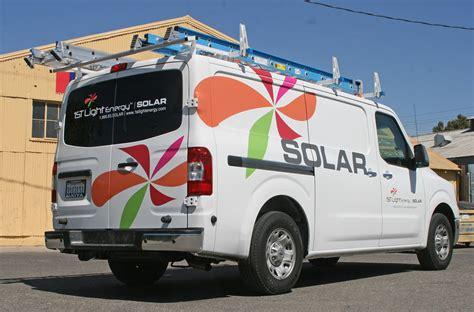 1st Light Energy by 1st Light Energy Solar Truck Graphics Visual Horizons