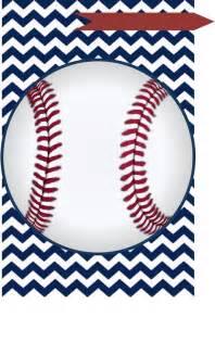 baseball template printable 9 best images of free baseball printable invitation