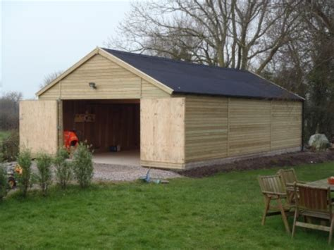 20x12 Shed by Garages And Workshops