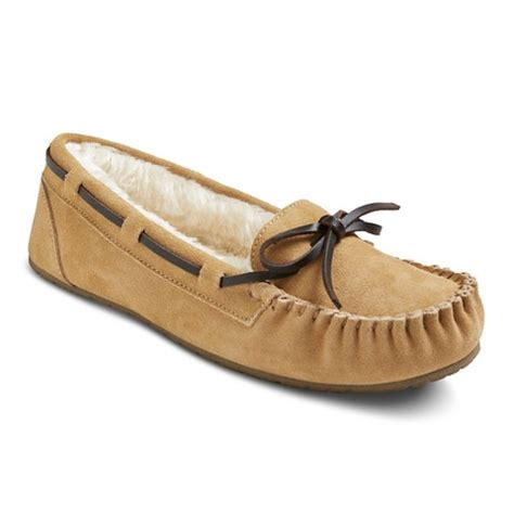 moccasin slippers target s chaia moccasin slippers target