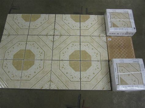 colonial gold vitropiso ceramic floor tile liquidation in dassel minnesota by new and used sale