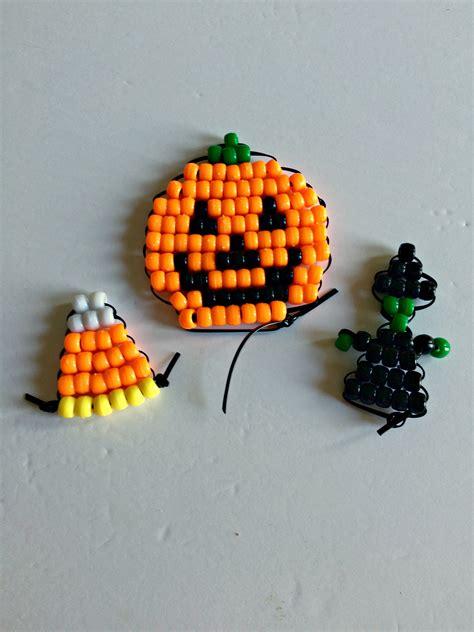 bead buddies patterns free hallowe en pony bead beadie buddies 15 minute craft