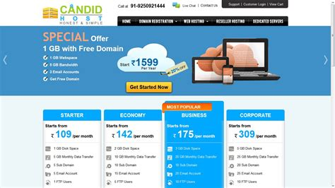 candid host candid host to offer no cost domain registration on linux
