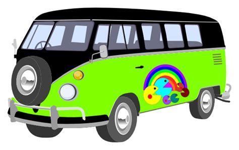 volkswagen van cartoon cartoon van clipart