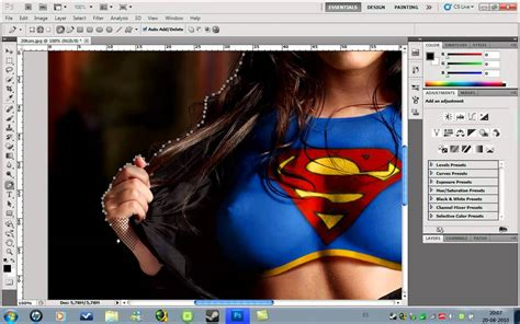 tutorial photoshop cs5 malay aprende a recortar imagenes en photoshop cs5 cs4 doovi