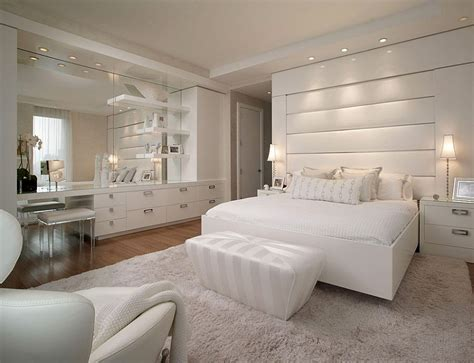 All White Bedroom Decor by 9 Charming Nyc Home Design Ideas