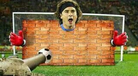 Meme Ochoa - brazil v mexico wasn t even guillermo ochoa s best game