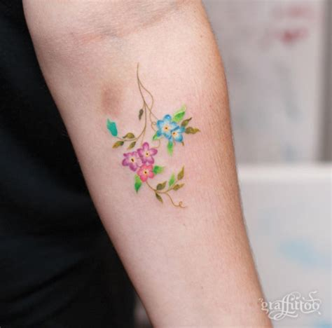 cute flower tattoo designs 40 and tiny floral tattoos for tattooblend