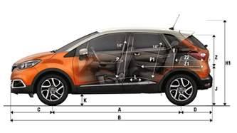 Renault Captur Dimensions Captur V 233 Hicules Particuliers V 233 Hicules Renault Fr