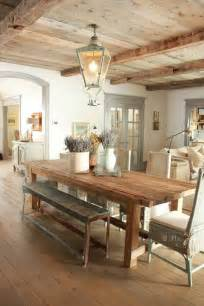 Dining Room Tables Rustic 47 Calm And Airy Rustic Dining Room Designs Digsdigs