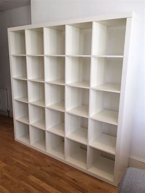 Ikea Kallax 5x5 by Large Shelving Unit Ikea Expedit Now Kallax 5 X 5 Cube