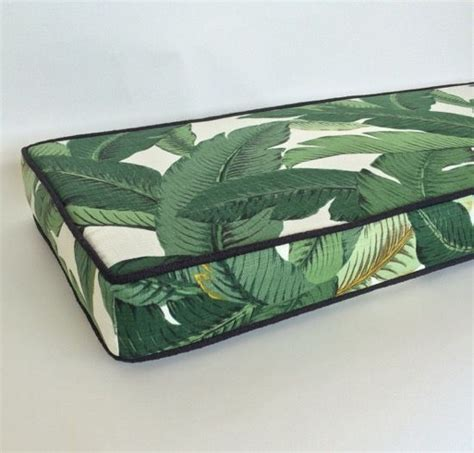 banana leaf bench 21 best images about foam bench cushions by tonic living