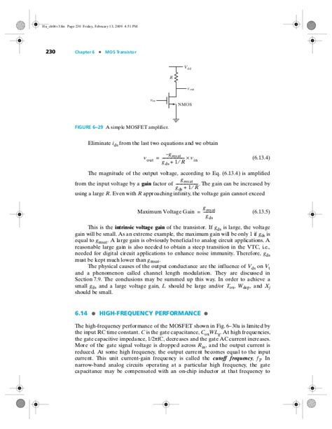 mos transistor gds mos transistor gds 28 images silvaco extraction of the effective length and width of