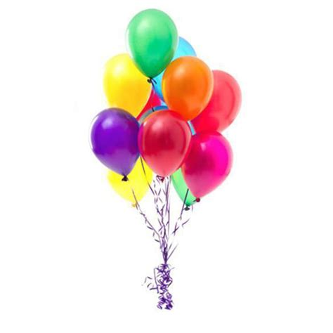 imagenes cumpleaños bombas globos en helio estados lisos cientos de formas y