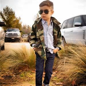 hair ideas for 5 year olds boys alonso mateo camo jacket and camo on pinterest