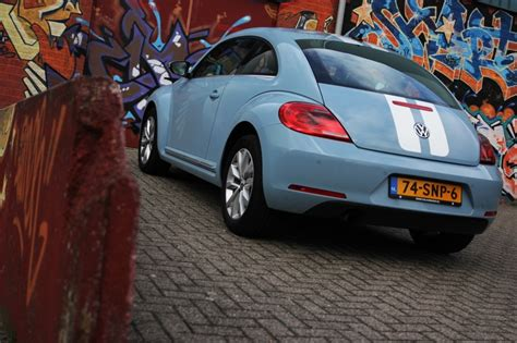 test volkswagen beetle  tsi design rijtestennl pure rijervaring