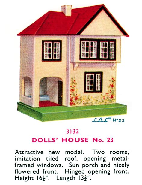 triang dolls house catalogue tri ang dollhouses
