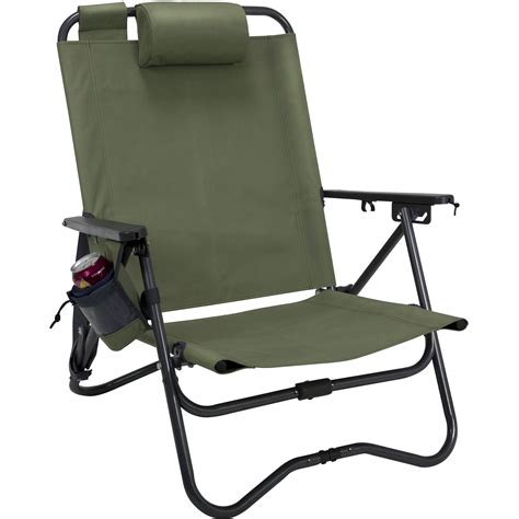 Gci Outdoor Recliner Chair by Gci Outdoor Bi Fold C Chair Loden Green 63073 B H Photo