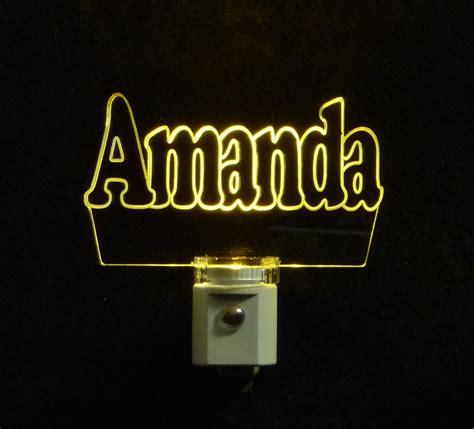 kids led night light personalized led name night light l kids night lights