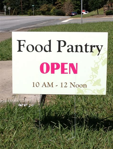 Food Pantry Open On Friday by Quaker Cupboard Thrift Shop Winston Salem Friends Meeting