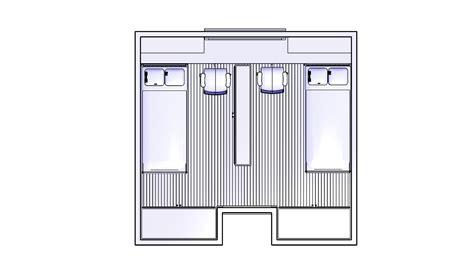 linea 3 arredamenti una cameretta per due con diritto di privacy lineatre