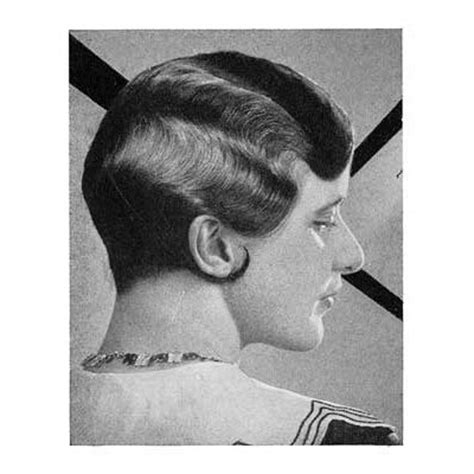 1920 Finger Wave Hairstyles by Of Finger Waving Recreating Vintage 1920s And 1930s