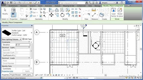 video tutorial revit 2014 autodesk revit architecture 2014 tutorial lights youtube