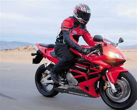 The Honda Cbr 600 Aerodynamic Responsive And Fast Auto