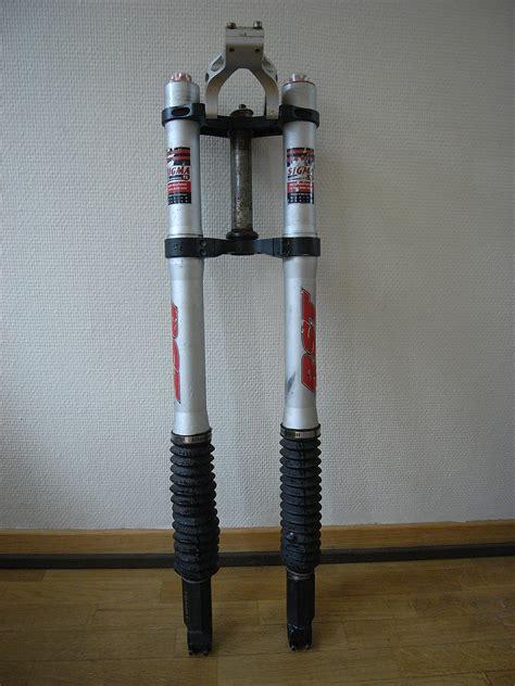 Rst Sigma 1999 rst sigma tl 187mm travel downhill suspension forks retrobike