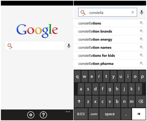 How To Image Search On A Phone Launches Search App For Windows Phone